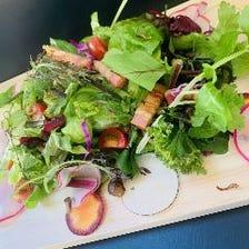 滋賀県産のお野菜を使用