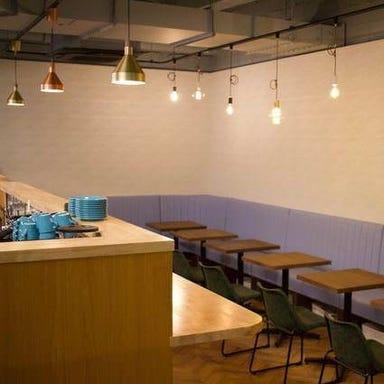 池袋パンケーキカフェ DIORAMA CAFE  店内の画像