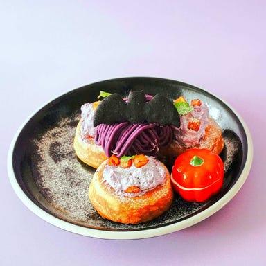池袋パンケーキカフェ DIORAMA CAFE  メニューの画像
