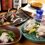 北山で和食のご宴会は「こむ」で決まり!旬のうまいもんをご用意