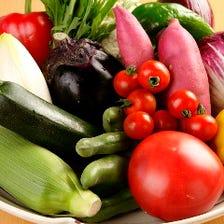 四季折々、旬の食材にこだわった料理