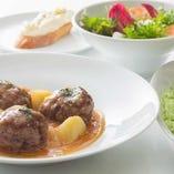 宮城県産の新鮮な食材を使ったスペイン料理が980円~