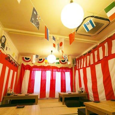 博多串とレモンサワーのお店 KUSSHI 串男 MAN  店内の画像