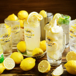 レモンサワーセレクト10種以上です。【広島県】