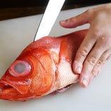 直接買い付けの鮮魚です。【愛知県】
