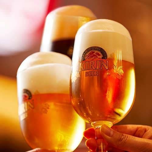 """今日のビールはご馳走だ! """"3回注ぎ""""のご馳走ビール"""