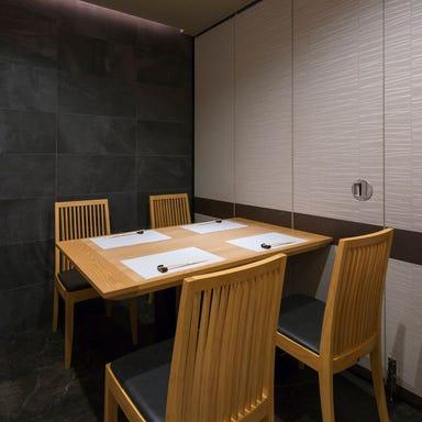 全席個室 しゃぶしゃぶと鮮魚 和食いぶり別邸 有楽町店 店内の画像