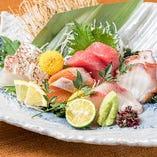 五島鮮魚の盛り合わせ【各地】