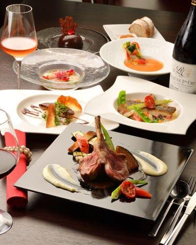 レストラン カシュ カシュ  コースの画像