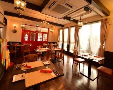 レストラン カシュ カシュ  店内の画像