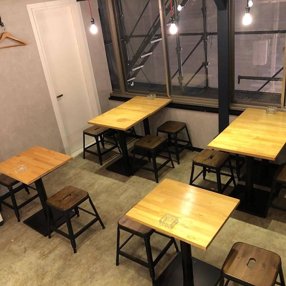 テーブル席・2名様~20名様