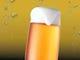 """小さな醸造所でつくってもらっているオリジナルビール""""彩花"""""""