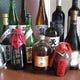 こだわりの自然派ワインや日本酒焼酎、珍しい中国酒もご用意!