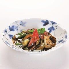 厳選国産牛のステーキ炒め~粗挽き黒胡椒で~