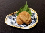 燻製 梅干し蜂蜜漬け(1ヶ)