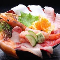 肉と魚とめん料理 なにがし 一宮店