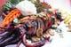 北海道函館から直送された新鮮なスルメイカを伝統的なタイ料理で
