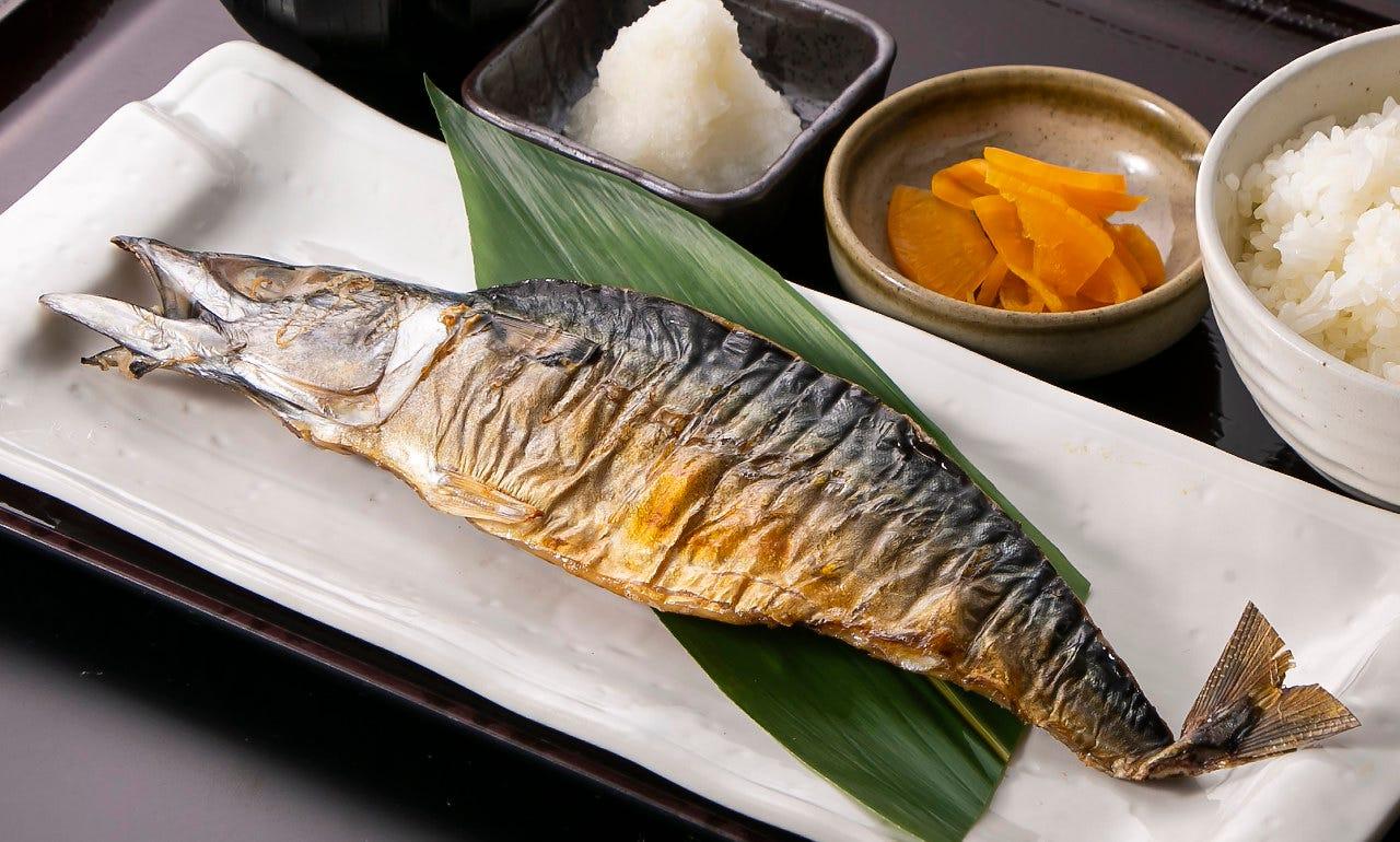 石巻直送の美味しい魚をお楽しみいただけます!