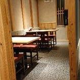 【テーブル席】温かいアットホームな雰囲気をお楽しみください