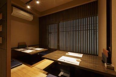個室 A5黒毛和牛と天然魚 ふじ乃  店内の画像