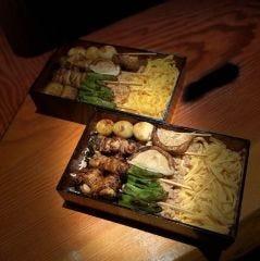 【クラブミシュラン限定】高坂鶏 焼鳥弁当のお土産付き!店主おまかせコース