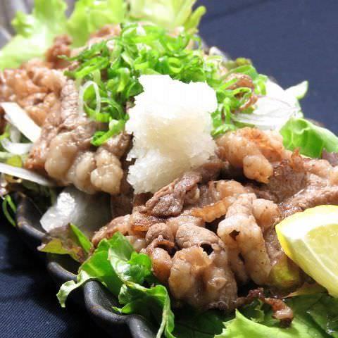 広島県産にこだわった新作料理