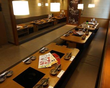 しゃぶしゃぶ温野菜 京急川崎駅前店 店内の画像