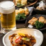 サラリーマンに嬉しい 晩酌に人気のビールセットもございます!