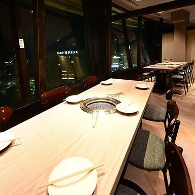 特選和牛と産直野菜 牛炙 豊田市駅前店 店内の画像