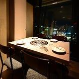 ◇ ファミリーでのご会食に!外食の魅力を毎日満喫【テーブル個室(最大4名様×2室)】 ◇