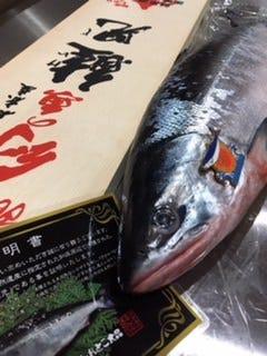 プロが目利きする極上の魚料理