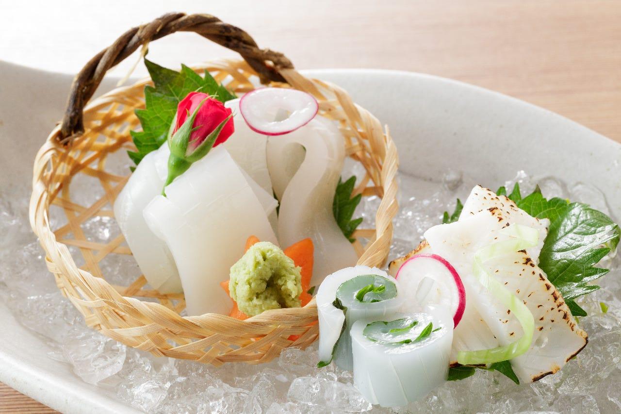 <゜)))彡 魚介類の鮮度と質 ☆彡