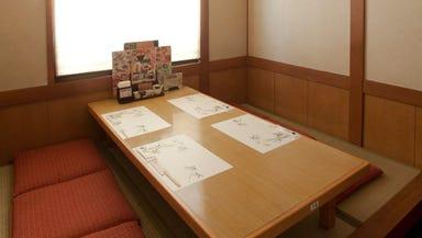 和食麺処サガミ豊川牛久保店  店内の画像