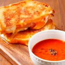 グリルドチーズサンドウィッチ/プレーン