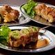 博多名物野菜肉巻きをオリジナルで『肉巻き串』♪
