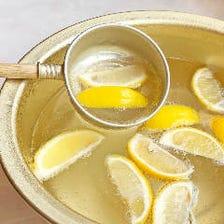 New『桶レモンサワー』
