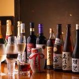 【美酒銘酒】 紹興酒やワイン、日本酒など多彩なラインナップ