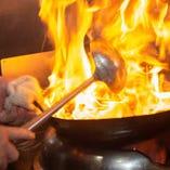 職人の技が光る上海料理をご堪能ください