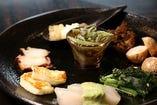 東北のうまいもの:前菜盛り合わせ「TOHOKU」