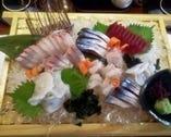 【旬の地魚×地酒】当店で四季折々の味覚をお楽しみください