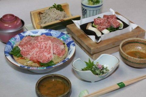 ランチから食べられる最高の近江牛!