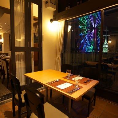 オステリア ガウダンテ 神戸ハーバーランド店 コースの画像