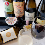 お料理に良く合うイタリア産ワインを多数ご用意