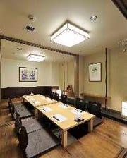 ■選べる個室■ 接待・宴会・会食に