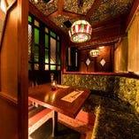 神楽坂でのデートや誕生日・記念日に最適の優雅でおしゃれな空間