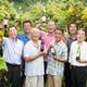 日本酒や焼酎のみならず、契約ワイナリーのシードル等もご用意。