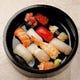 お寿司のメニューを豊富にご用意♪