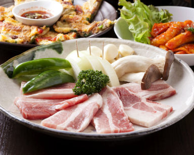 韓国料理 ソウル一番(旧:慶子)  こだわりの画像