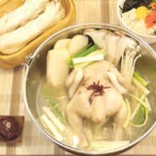 タッカンマリ(ヨルボンタン) ※予約要