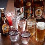 【コース限定】1.5時間飲み放題プラン